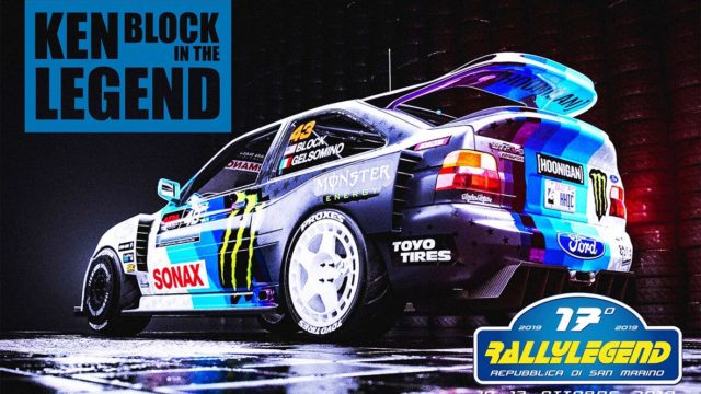Ken Block Rally Legend